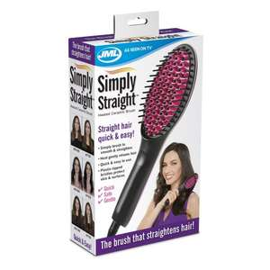 JML Simply Straight £19.95 @ Wilkos