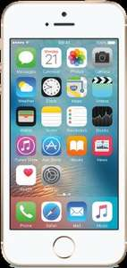 Double Storage!! iPhone SE 64GB £9.99 + £17.99p/m - 1GB data (£441.75) @ e2save