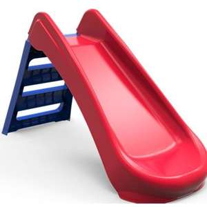 Junior Folding Slide by PalPlay at homebase for £14.96 @ Homebase