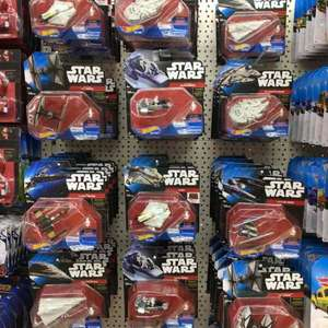 Star Wars Hot Wheels £1 at Poundworld