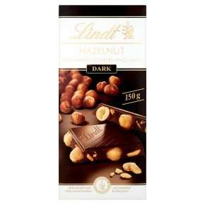 Lindt Dark Chocolate with Hazelnuts 150g 40% off ( £1.32 with pyo ) at Waitrose