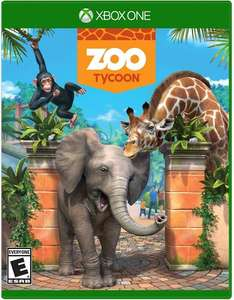 Zoo Tycoon (Xbox One) - Free for Gold members @ Microsoft JP