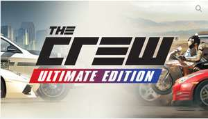 [PC Digital] The Crew - Ultimate Edition £13.60 (£10.88 with 100 Ubi Points) @ Ubisoft