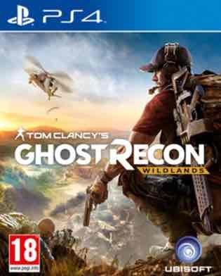 Tom Clancy's Ghost Recon: Wildlands PS4 £26.86 - Shopto