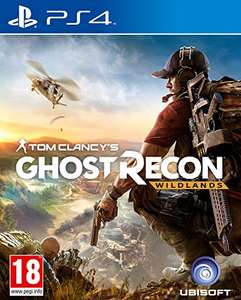 Tom Clancy's Ghost Recon: Wildlands (PS4) @ Amazon £29.99 on prime