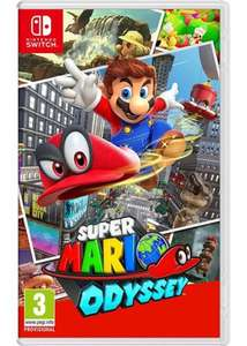 Super Mario Odyssey (Nintendo Switch) £42.75 @ Base