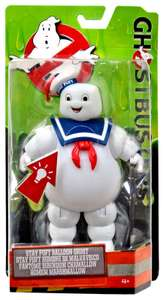 Ghostbusters Light Up Stay Puft Marshmallow Man Figure £3 instore @ Bargain Buys