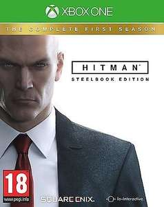 Hitman: The Complete First Season Steelbook Edition [XBOX ONE] £20 @ Amazon