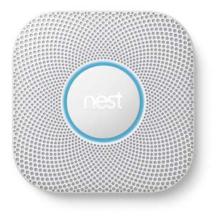 NEST Protect 2nd Gen Smoke Detector/Alarm (Battery or Wired) £79 @ Amazon