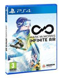 [Xbox One/PS4] Infinite Air featuring Mark McMorris - £4.99 (Pre-owned) / £6.99 New - Grainger Games (This is the Police - £5.99 Pre-owned X1)