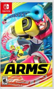 Nintendo Switch Arms - £34.99 with code @ Amazon Prime Now