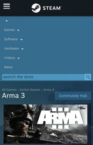 ARMA 3 III - £10.19 - Save 66% - Steam