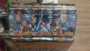 Star wars jigsaw - £1 instore @ Poundland
