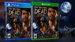 Walking dead a new frontier XB1 and PS4 £14.99 @ Smyths instore