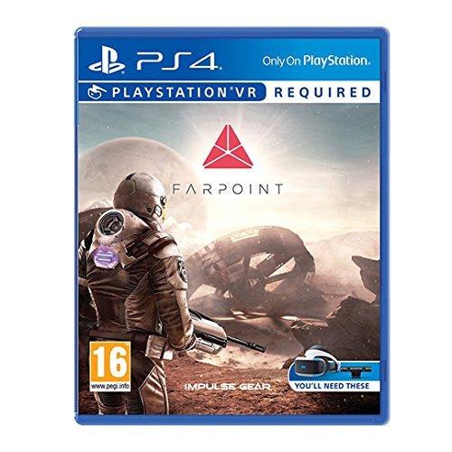 Farpoint (PS4 PSVR)  £23.85  Base