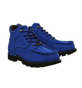 Rockport Umbwe Boot Royal Blue Suede WAS £150.00 NOW £40.00 @ Office - Free c&c