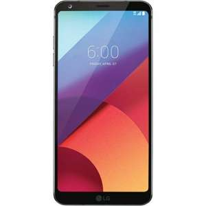 LG G6 H870DS 64GB Dual sim SIM FREE/ UNLOCKED - Black £354.99 - eGlobal Central (UK)