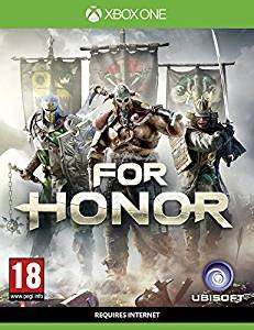 For Honor Xbox One (Used - Like New & Very Good) £15.11 Prime/£17.10 non-Prime - Amazon Warehouse