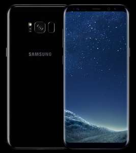 Samsung Galaxy S8 Midnight Black or Arctic Silver 565.44 Euro (~495.50 pounds using 0% card)  @ Amazon.it