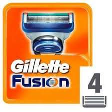 4 x Gillette Fusion Manual Blades - £5.88 @ Superdrug (Online Only)