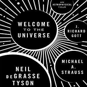 Welcome to the Universe: An Astrophysical Tour (Audiobook) £2.99 @ Audible DOTD