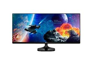 LG 25UM58 25-Inch 21:9 UltraWide FHD IPS Monitor £116.44 @ Amazon.it