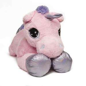 Hamleys Large (Supersized) Soft Unicorn toy at Hamleys £35 (free delivery over £50 or pay £5.50)