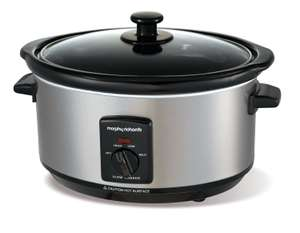 Morphy Richards 48709 Slow Cooker 3.5L £16.00 Tesco Direct Free Click & Collect