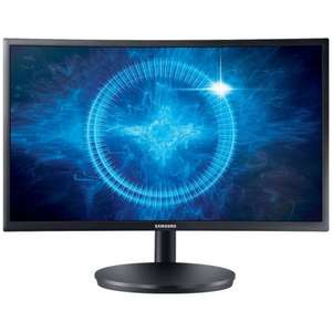 "Samsung C24FG70FQU Curved Full HD Quantum Dot Gaming Monitor, 24"" - £219.99 @ John Lewis"