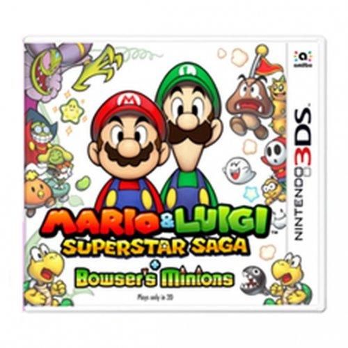 Mario & Luigi: Superstar Saga + Bowser's Minions (Nintendo 3DS) £31.85 @ ShopTo