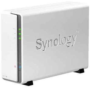 Synology DS115j DiskStation 1-Bay 3TB Network Attached NAS Storage w/ 1x 3TB Hard Drive 151.93 delivered. @ Broadband Buyer