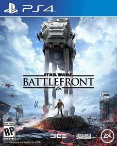 Star Wars Battlefront ps4 used for £5.60 - musicmagpie