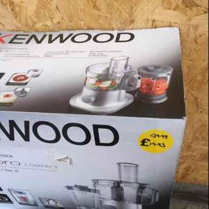 KENWOOD multipro FFP225 Reduced £19.93 at Robert dyas instore