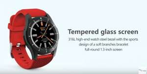 No1 G8 smartwatch goes on presale on Banggood, only £27.08