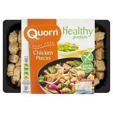 Quorn Chicken Style Pieces 500G Now £1.39 instore  @ Tesco