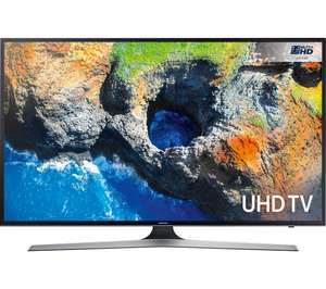 "Samsung UE65MU6100 65 inch Smart 4K UHD TV £799 after trade in of any 32"" tv @ Crampton & Moore"
