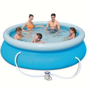 Half Price Inflatable 10ft Swimming Pool with Pump now £54.99 @ Toys R Us
