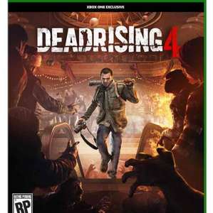 Dead Rising 4 Xbox One - Used £12.58 @ Music Magpie