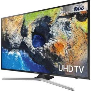 Samsung UE40MU6100KXXU SMART 4K UHD HDR LED TV 2017 £424.97 @Laptop Direct or 409.97 if...you join Which