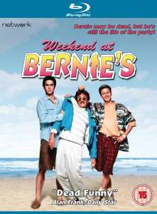Weekend at Bernie's on Blu-Ray £4.62 @ Network on Air