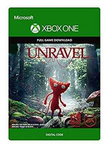 Unravel Xbox One (digital) £3.90 / Need for Speed: Deluxe (digital) £5.85 @ Amazon.com