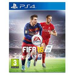 FIFA 16 - PS4 / XBOX ONE (preowned) - £1.99 @ GAME