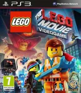 The LEGO Movie Videogame (PS3) £4.49 USED @musicMagpie