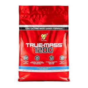 BSN True Mass 1200 Vanilla 4.65kg for £29.99 @ Holland & Barrett
