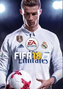 FIFA 18 PC Preorder - £29.99 @ CD Keys