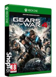 [Xbox One] Gears of War 4 - £9.85 - Shopto