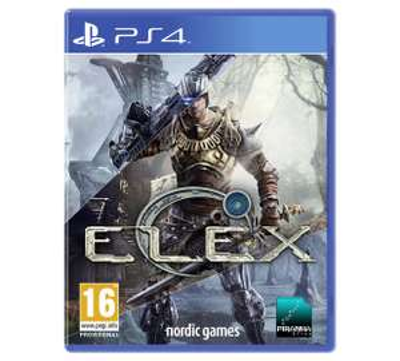 Elex PS4 Pre-Order Game £39.99 @ Argos