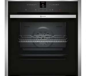 NEFF B57CR22N0B Slide & Hide Electric Oven - Stainless Steel £740 /  £625 with code and trade in discount @ Currys