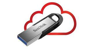 SanDisk 128GB Ultra Flair USB 3.0 Flash Drive - Amazon - £7.69