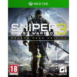 Sniper Ghost Warrior 3 Season pass edition (Xbox One) £25 @ Gamescentre